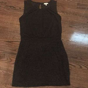 Black business casual dress